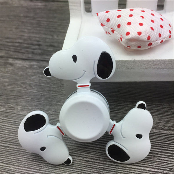 Snoopy Cartoon Dog Fidget Spinner