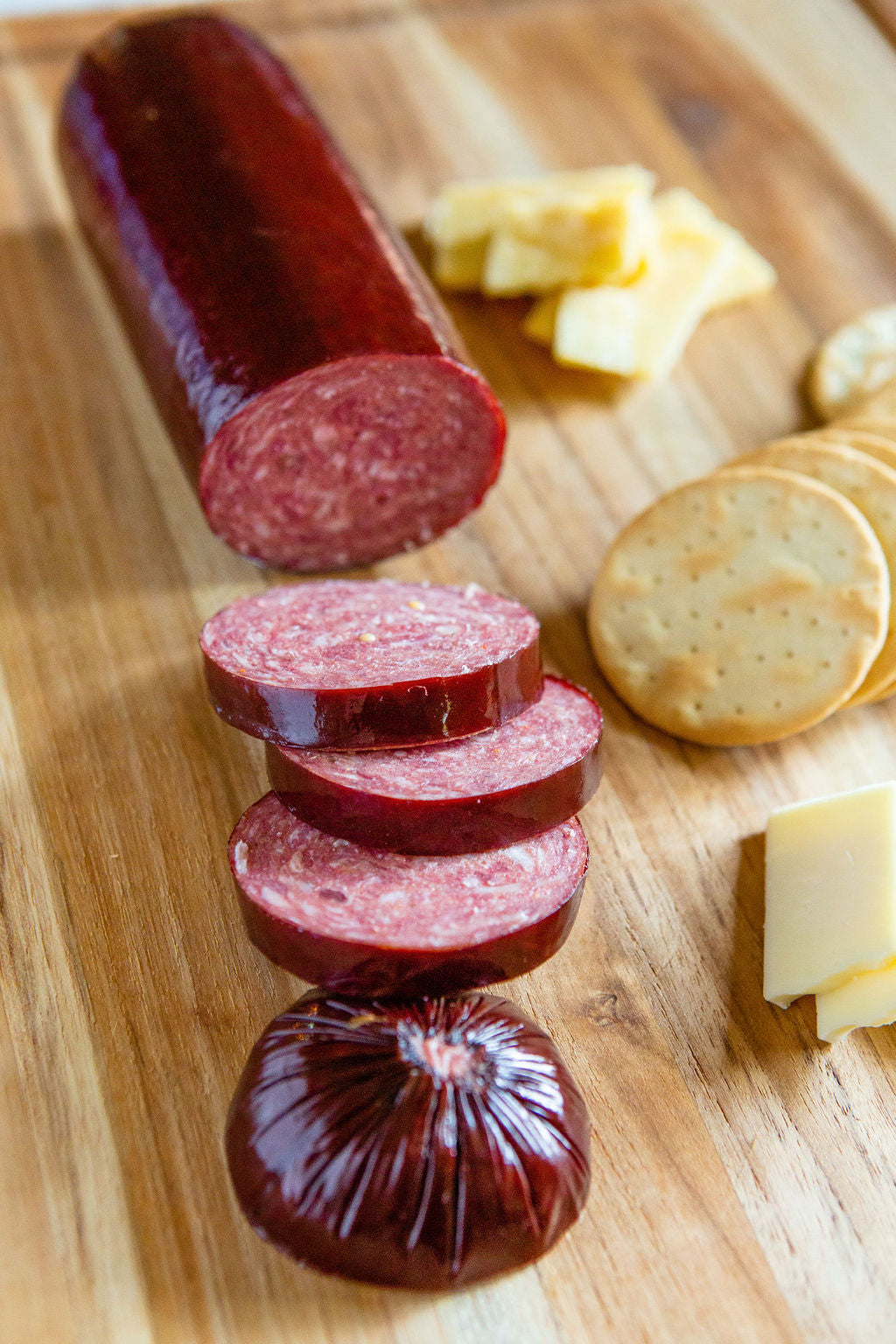 Wagyu Summer Sausage Corporate Gift