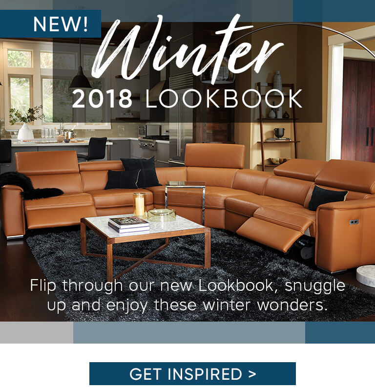 Dania furniture winter lookbook 2018 catalog banner-mobile