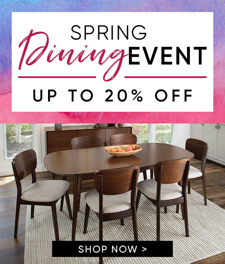 Spring Dining Event - 20% off Dining-mobile