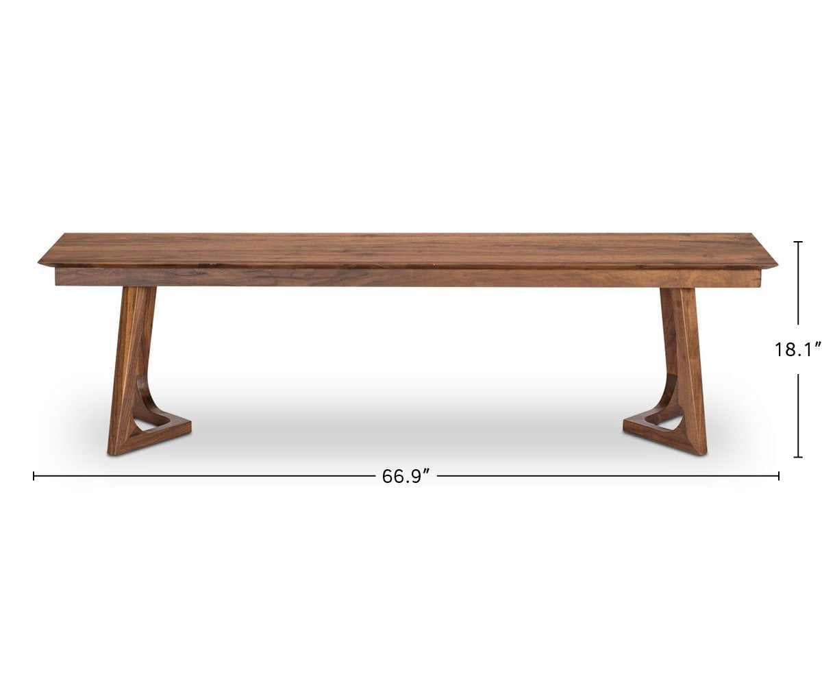 Cress Bench dimensions