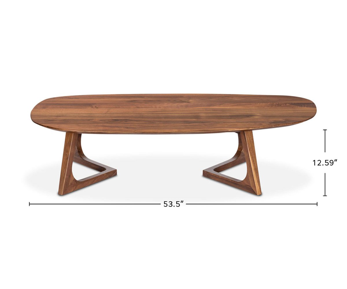 Cress Coffee Table dimensions