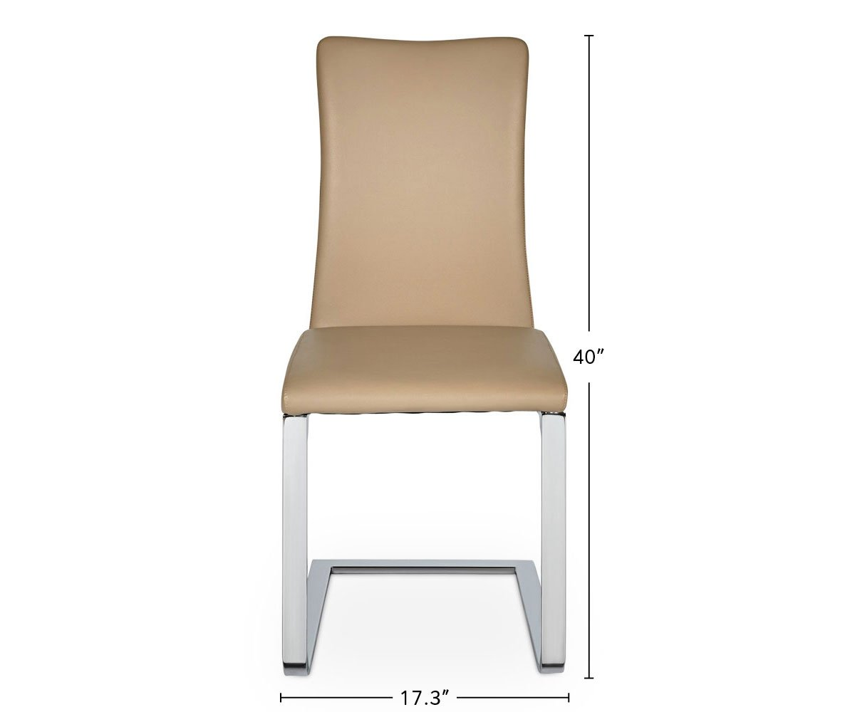 Alma Dining Chair dimensions