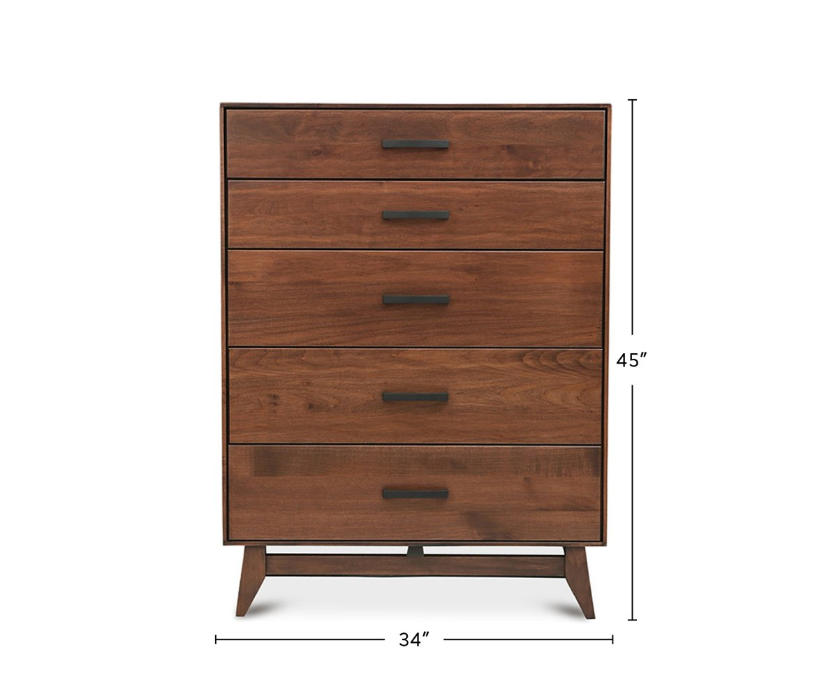 Kelby High Chest dimensions