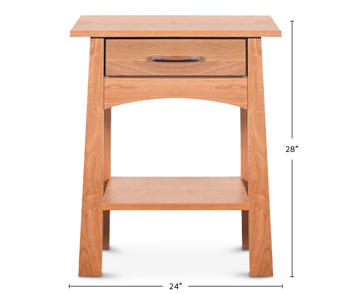 Reflections Nightstand dimensions