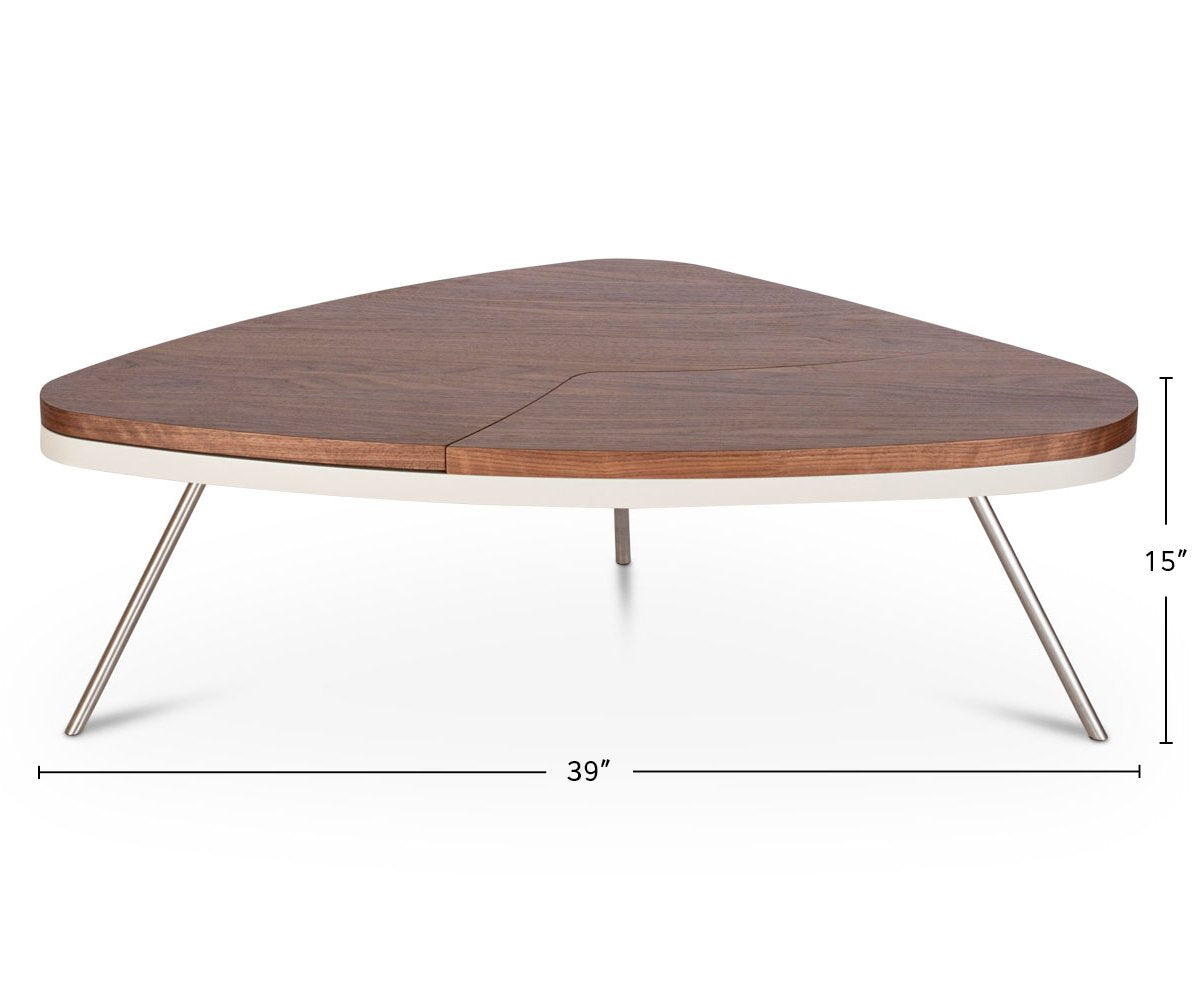 Oppna Coffee Table dimensions