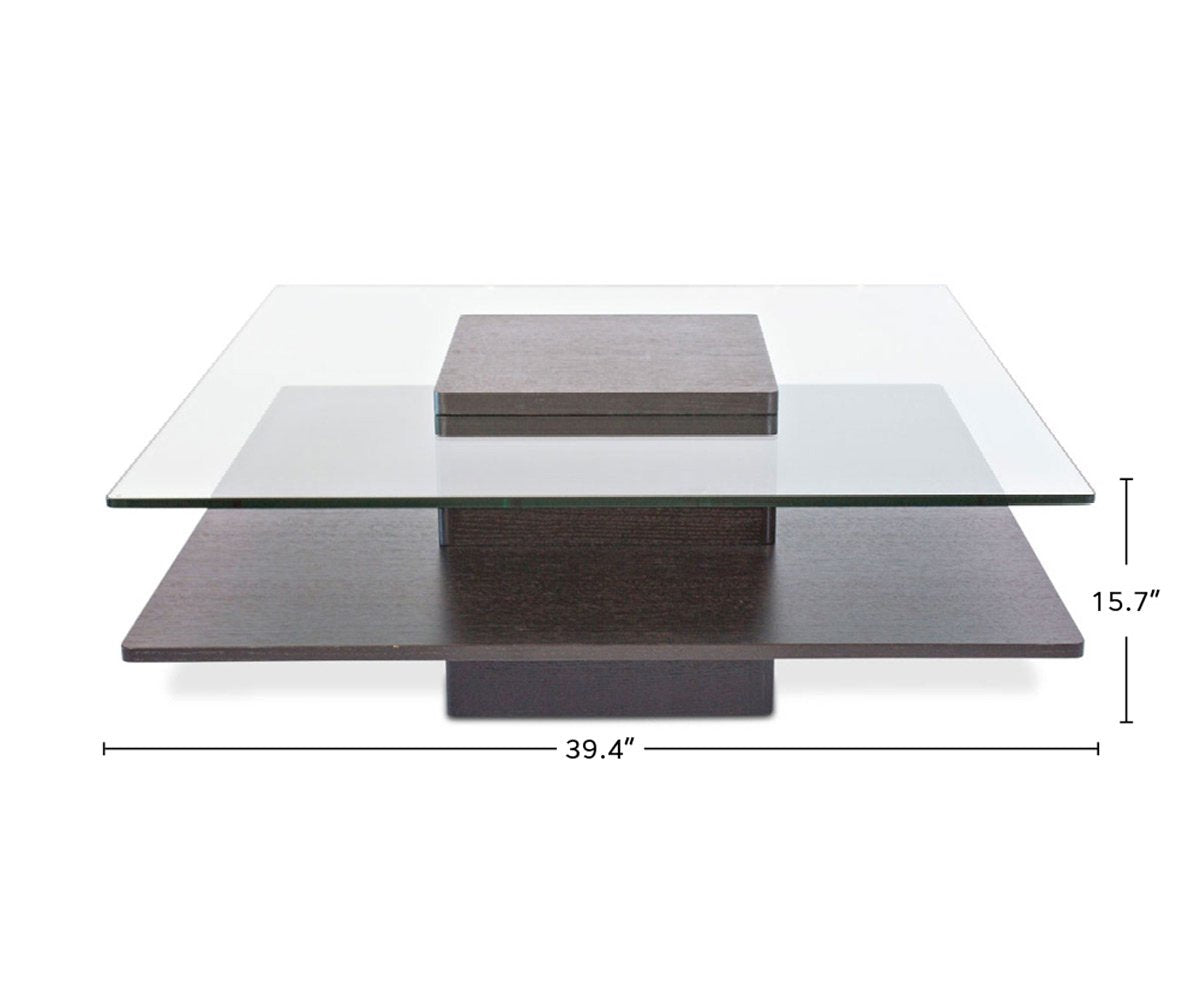 Upten Coffee Table dimensions