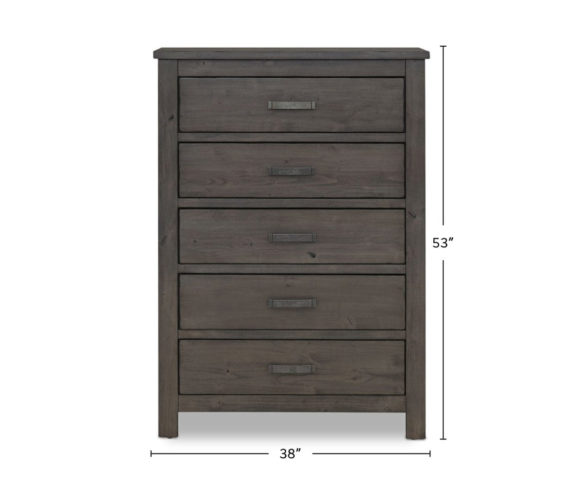 Carter High Chest dimensions