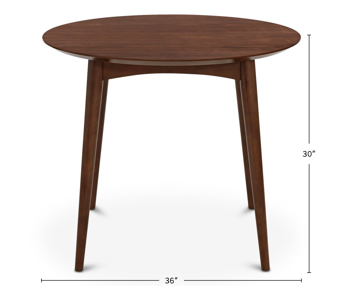 Juneau Round Table dimensions