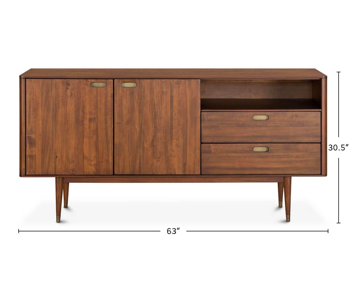Holfred Sideboard dimensions