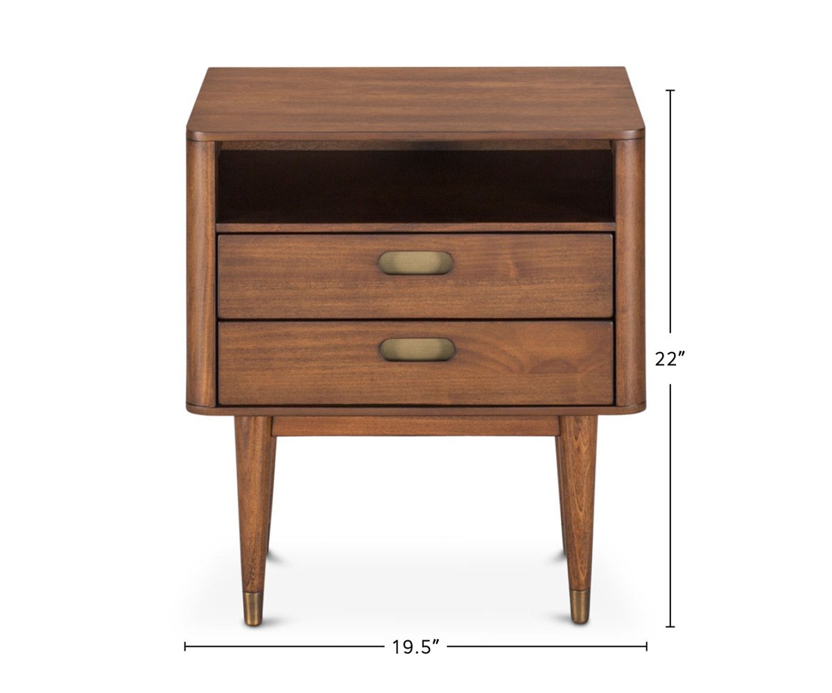 Holfred Nightstand dimensions