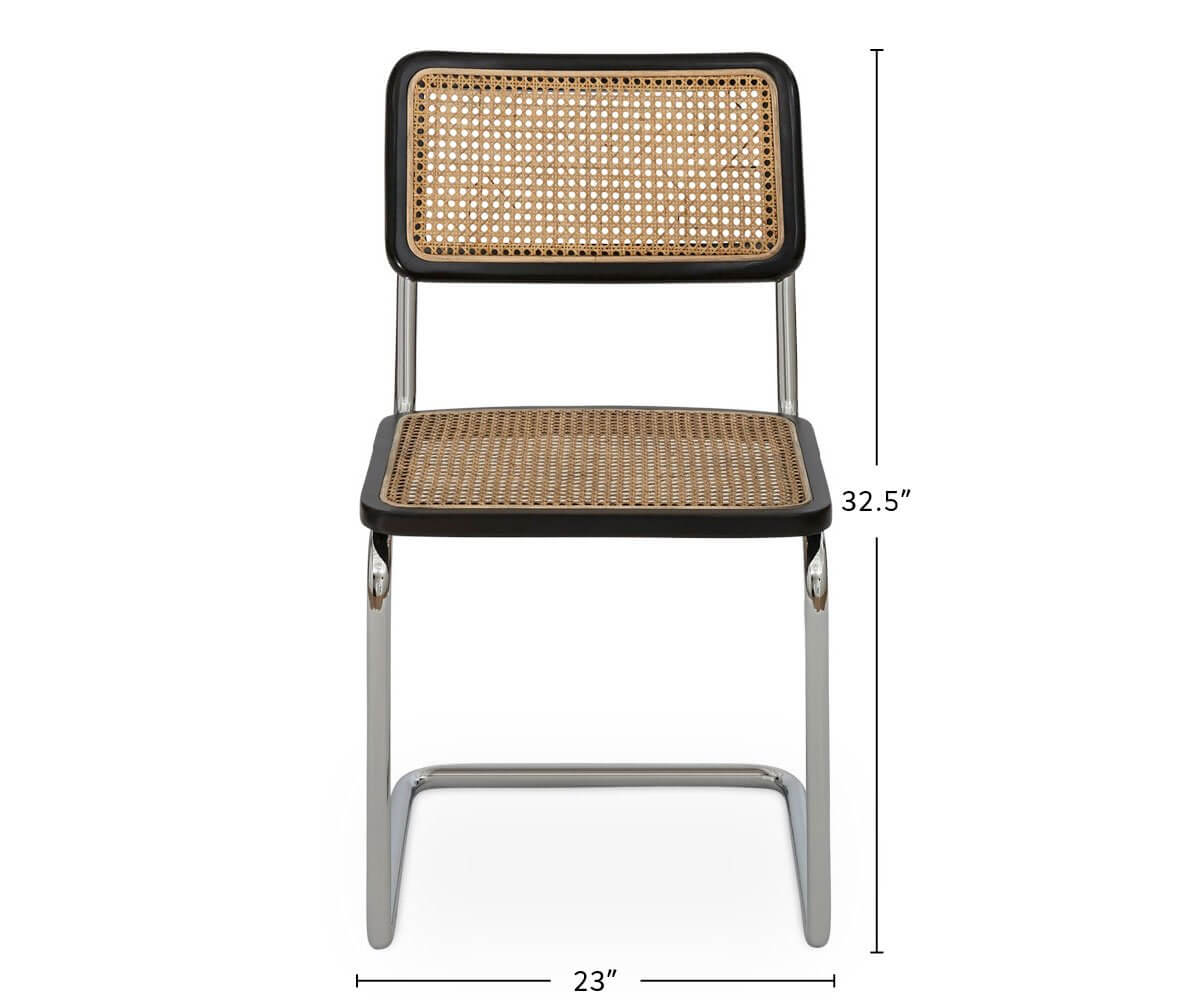 Bendt Dining Chair dimensions