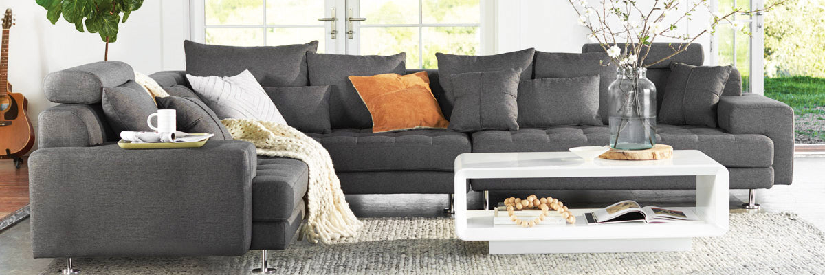 Living Room Sectional Sofa Furniture