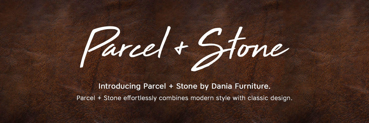 Parcel + Stone Furniture