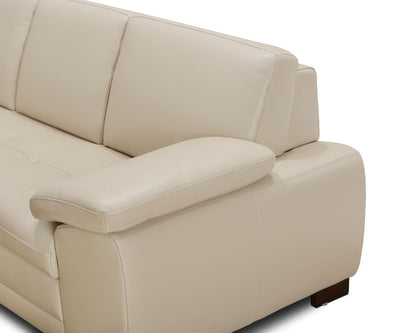 Cercis Leather Sofa
