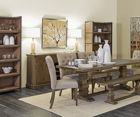 "Collins 86"" Dining Table"
