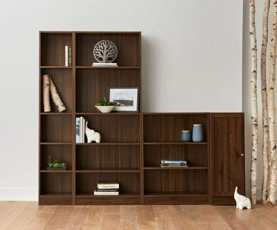 Stuen Wide Low Bookcase