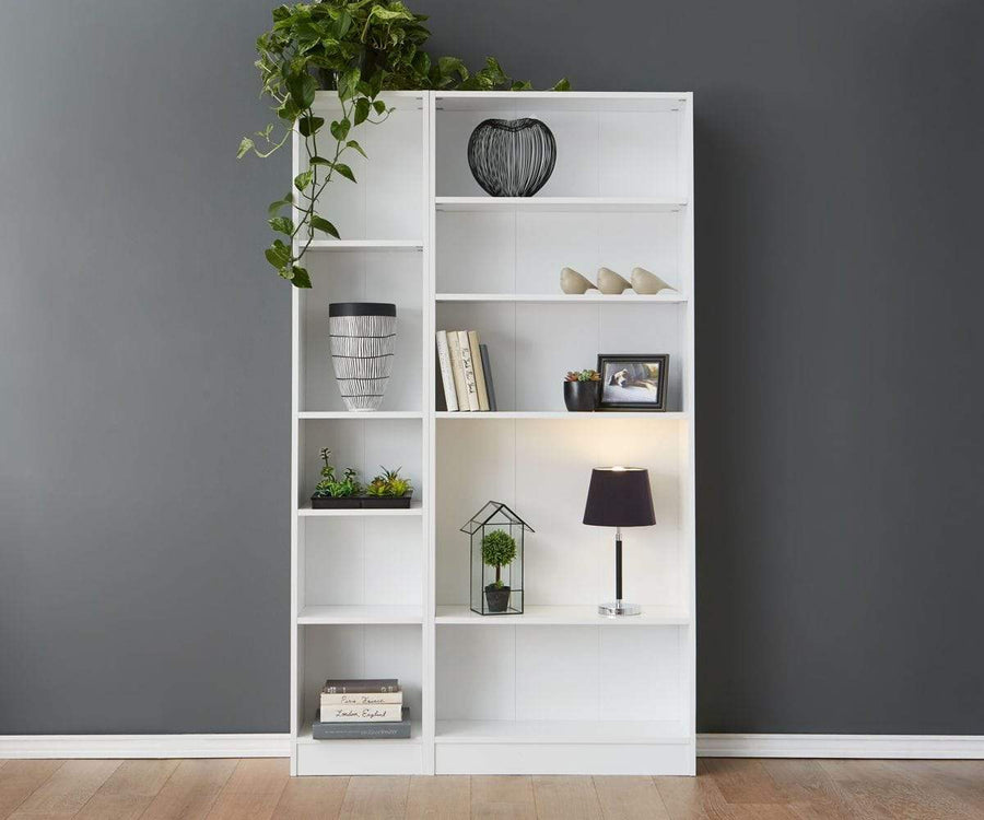 Stuen Wide Tall Bookcase