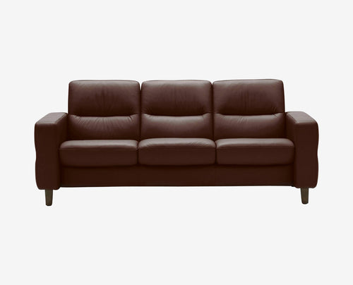 Stressless® Wave Low Back Sofa