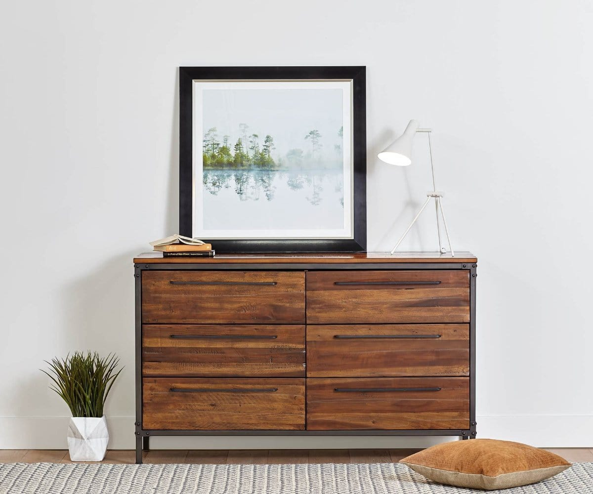 Insigna double dresser dania furniture for Home decor s13 9ad