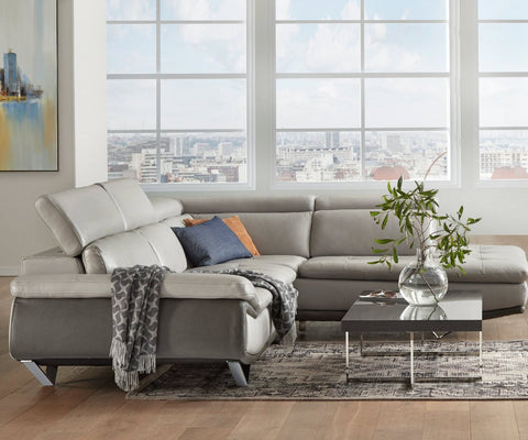 Meringa Right Chaise Sectional