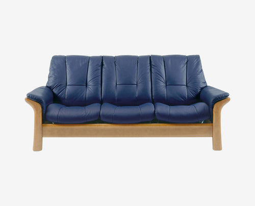 Stressless® Windsor Low Back Sofa