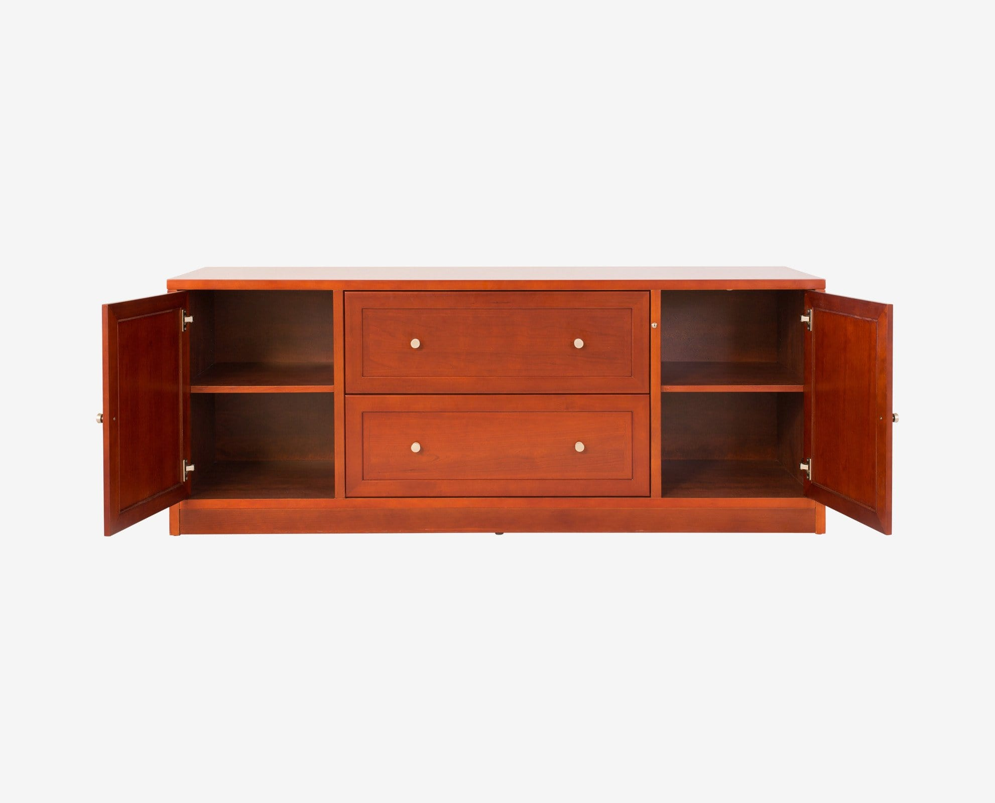 Dining credenza cabinets with drawers