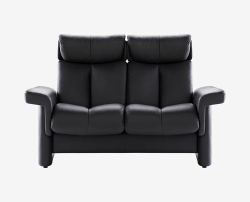 Stressless® Legend High Back Loveseat