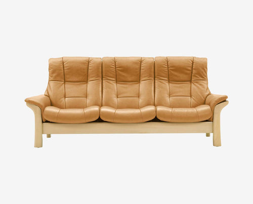 Stressless® Buckingham High Back Sofa