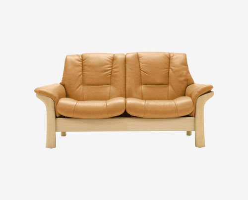 Stressless® Buckingham Low Back Loveseat