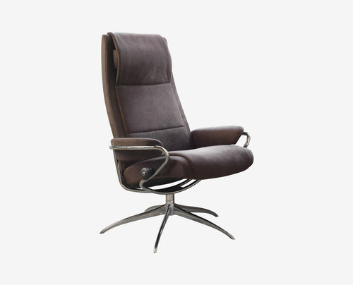 Stressless® Paris High Back Recliner