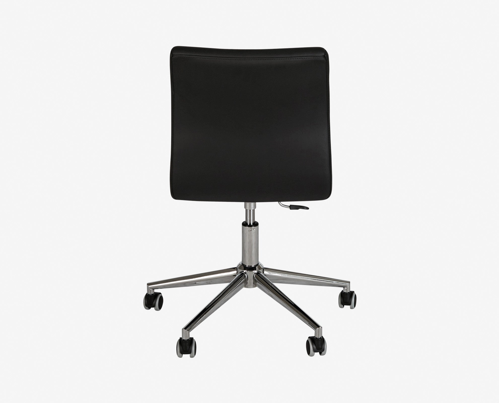 Supportive back leather office chair