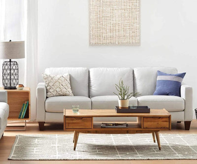 Modern Scandinavian living room decor