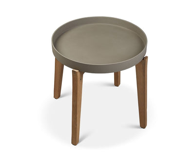 Matera Round Accent Table