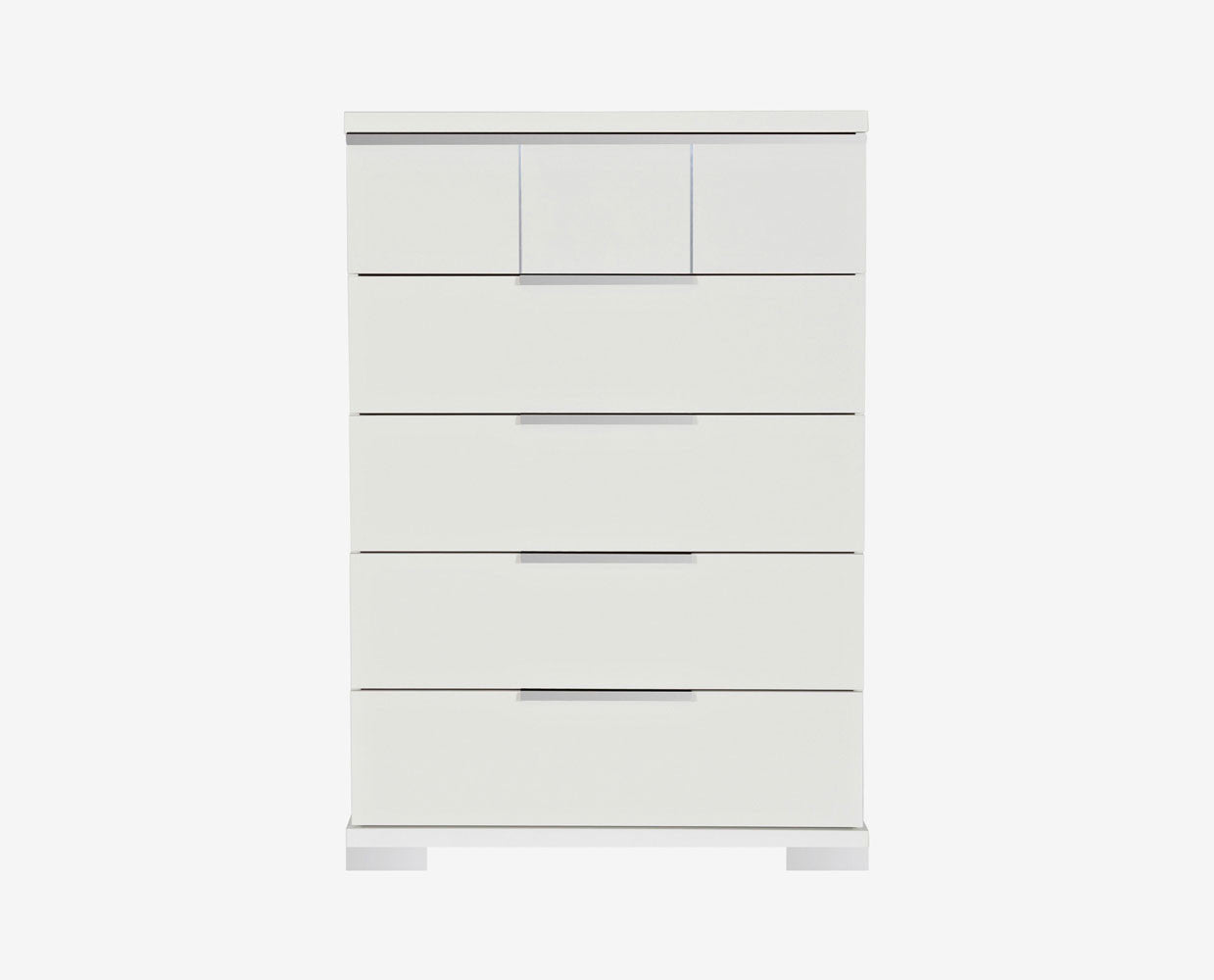 Minimalist contemporary high chest