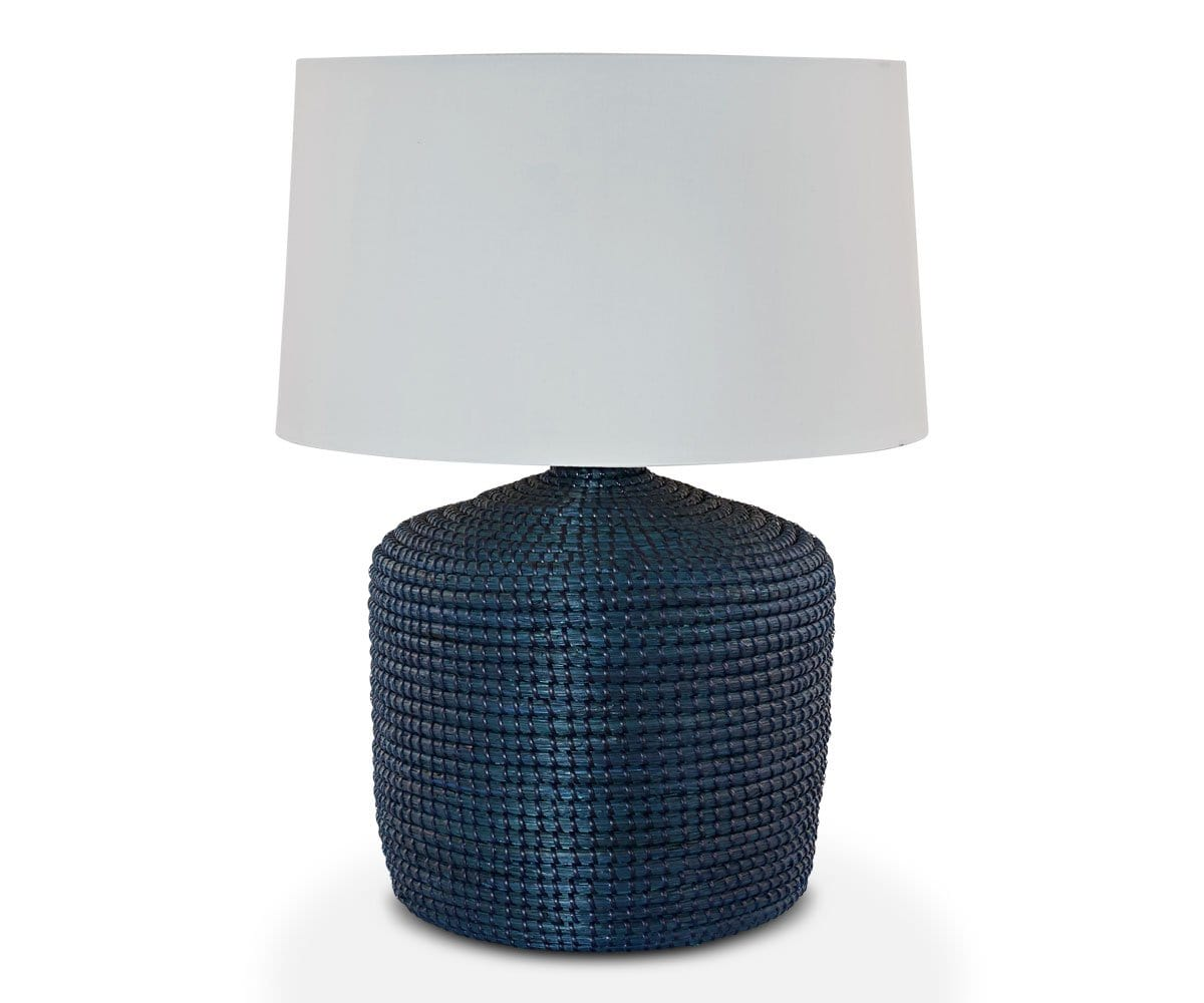 Kare Table Lamp - Blue