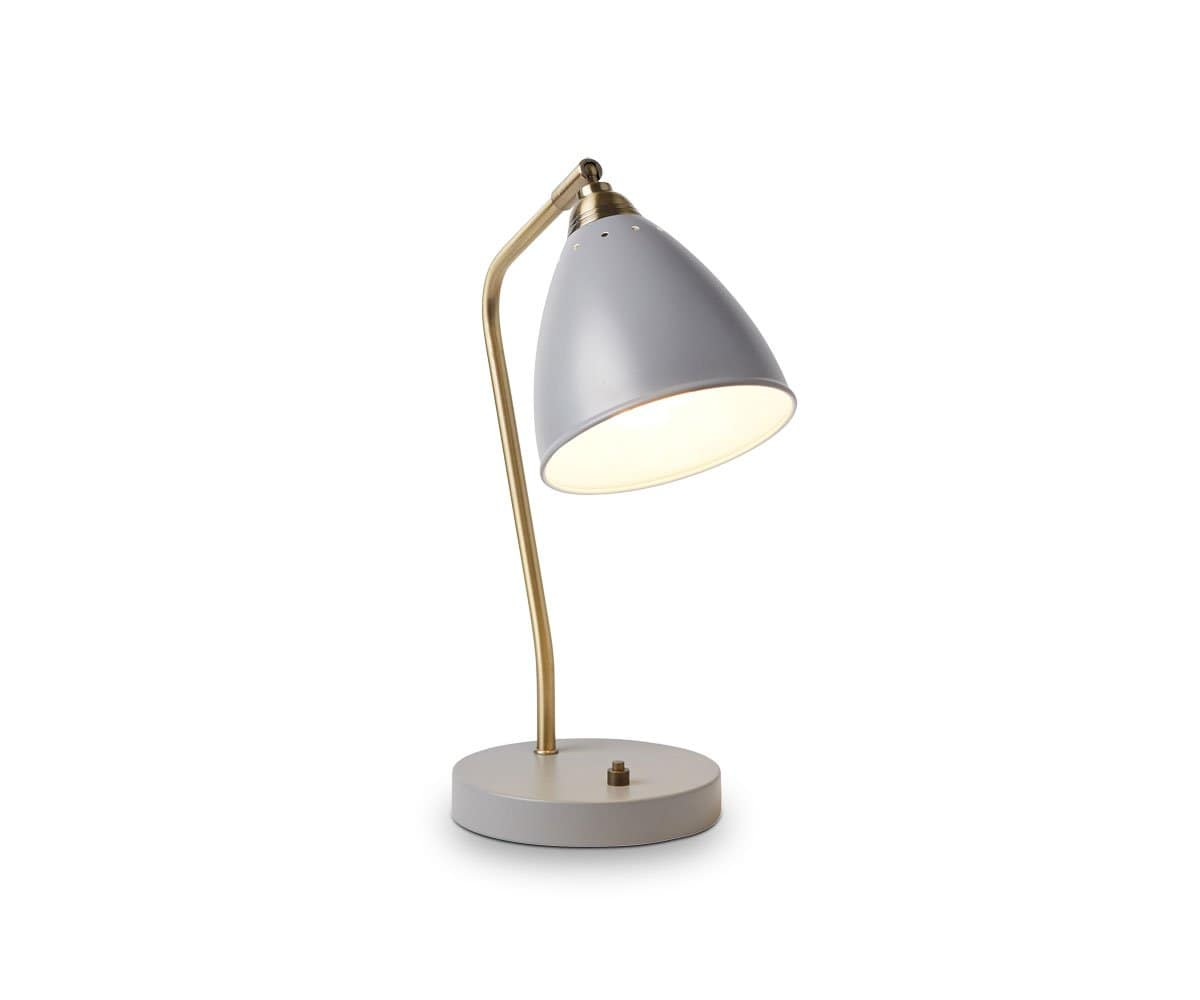 Sverre Desk Lamp - Grey