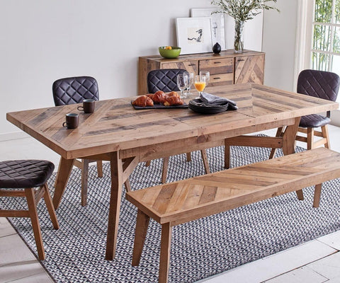 Asunto Extension Dining Table