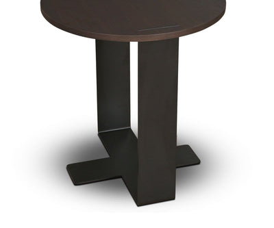 Agder Round End Table