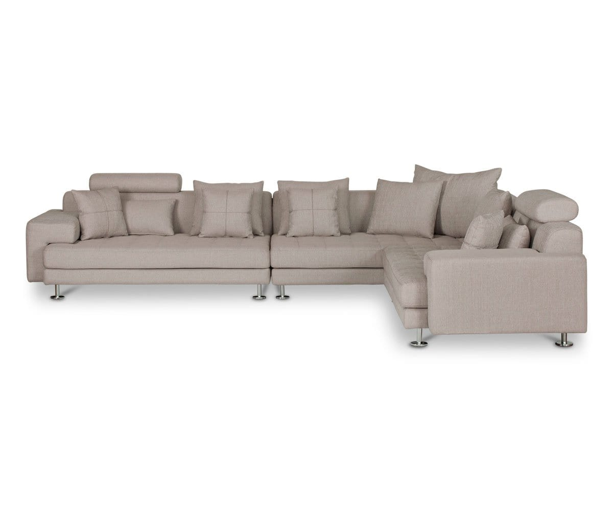 Cepella Left Seated Sectional