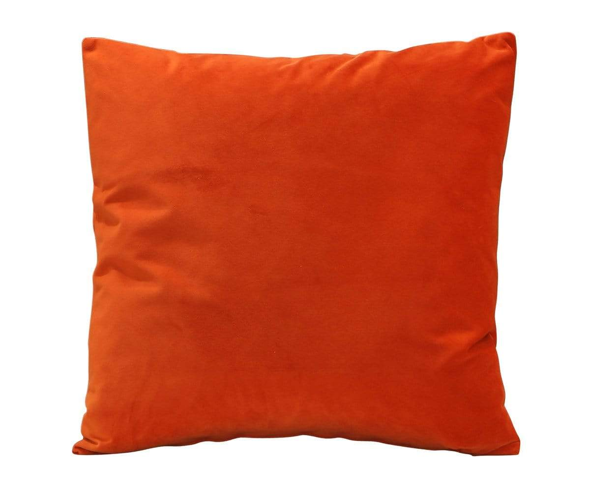 Joei  Throw Pillow - Orange