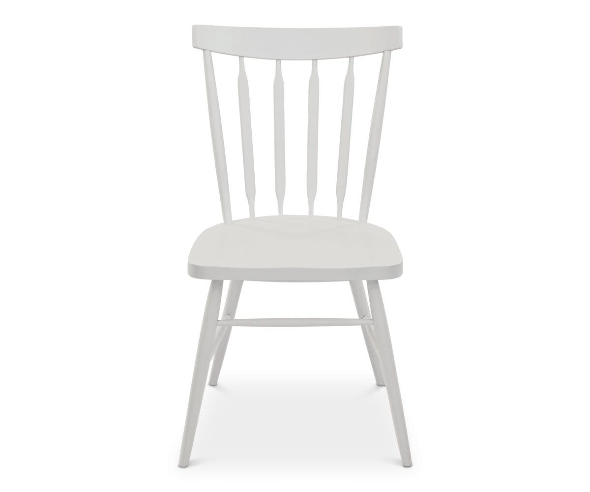 Paige Dining Chair - White
