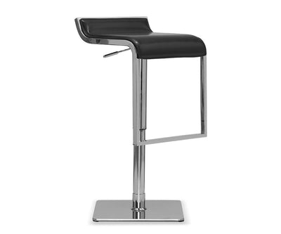 Meloy Adjustable Counter and Bar Stool