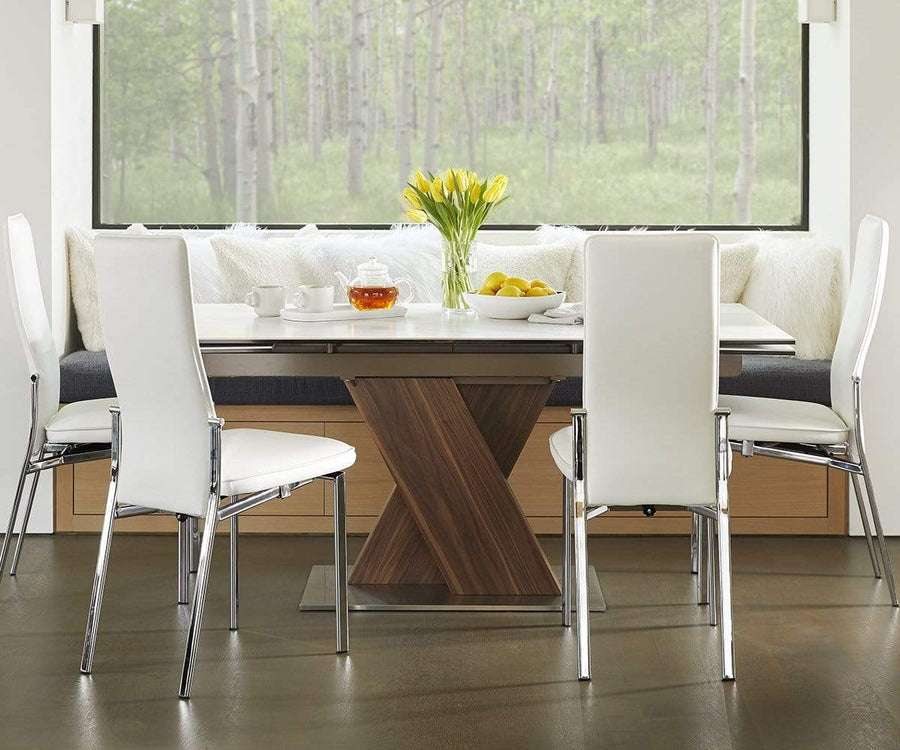 Acero Extension Dining Table