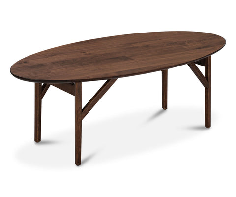 Brett Oval Coffee Table