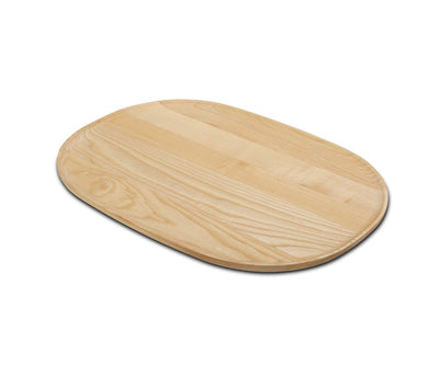 Oyer Oval Serving Tray - Ash