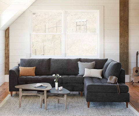 Colm Right Chaise Sectional