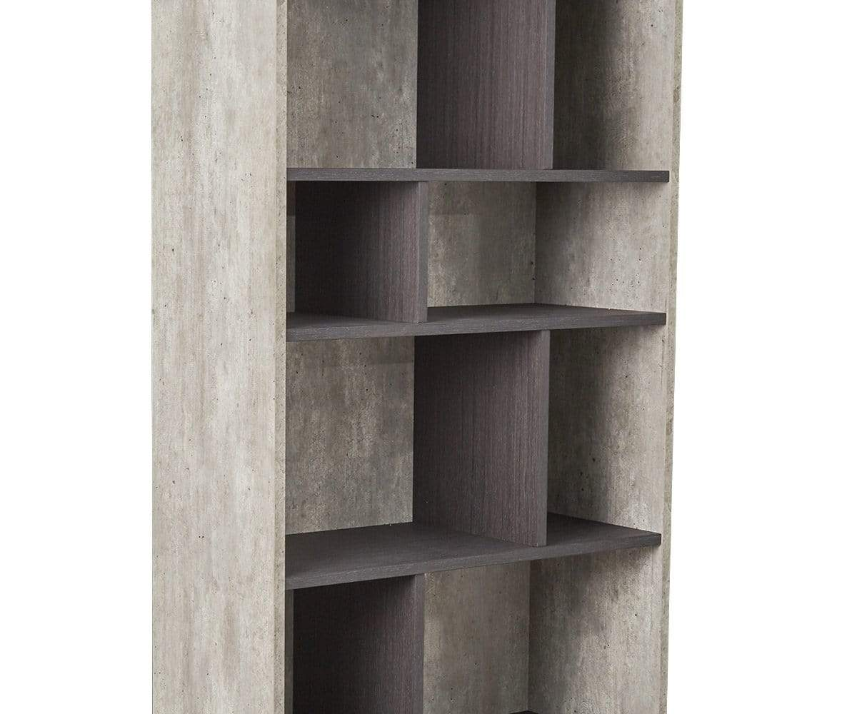 Alva High Bookcase