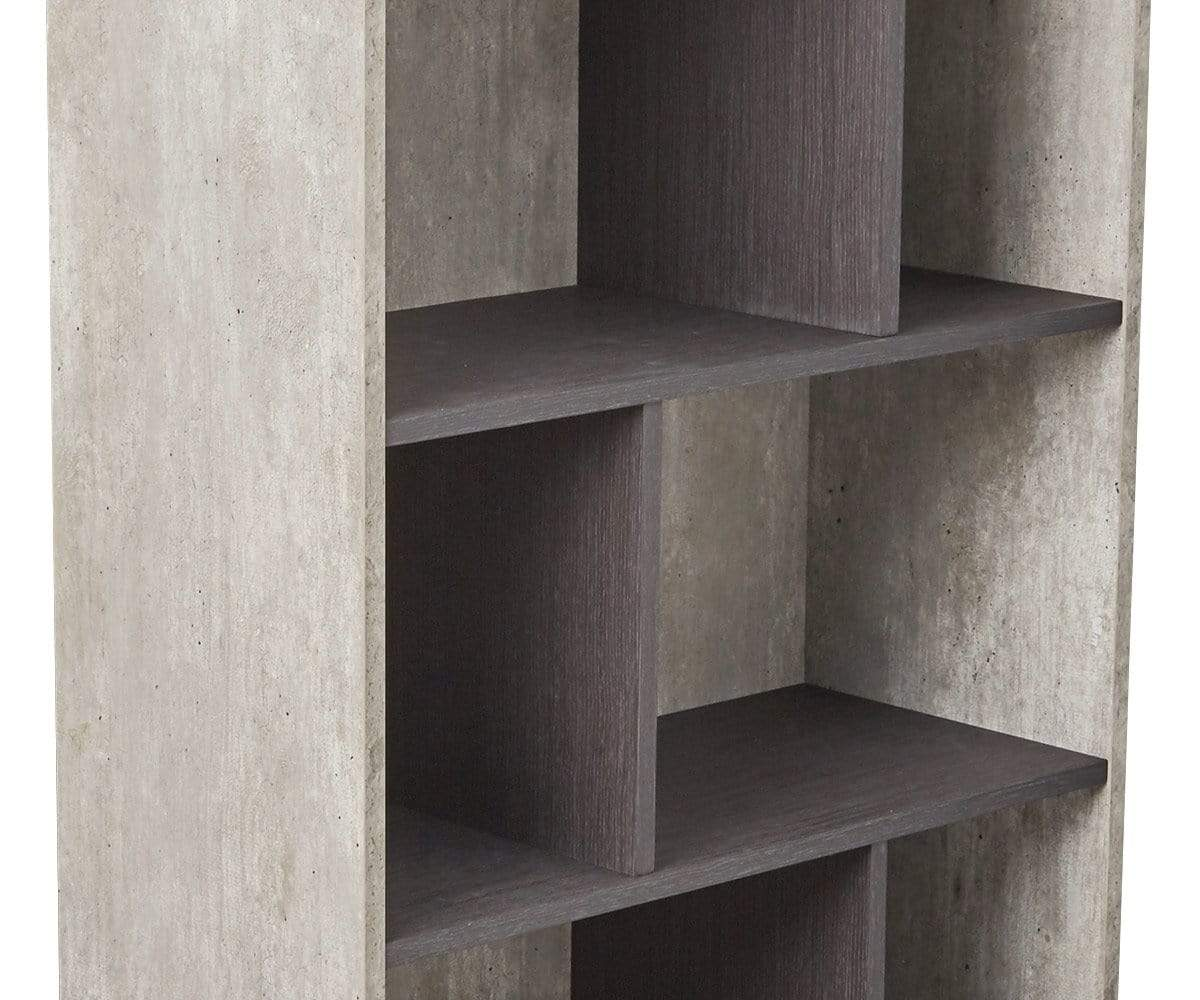 Alva Low Bookcase