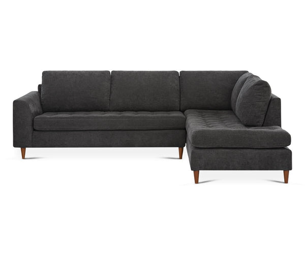 Colm Right Chaise Sectional Dania Furniture